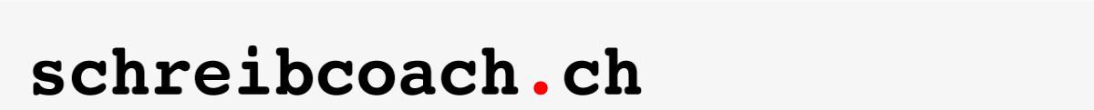 schreibcoach.ch Logo
